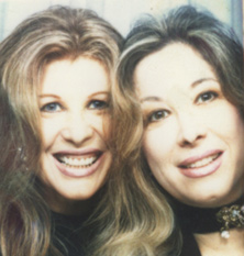 Patte and Randa: The Starr Sisters